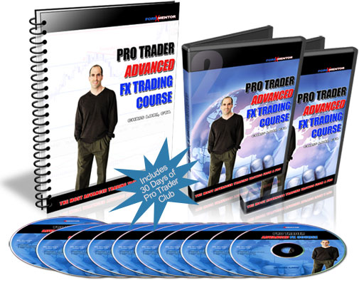 Pro Trader Advanced Forex Course by Chris Lori + Bonus - 30 Day Access To The Pro Trader Club - Save $100