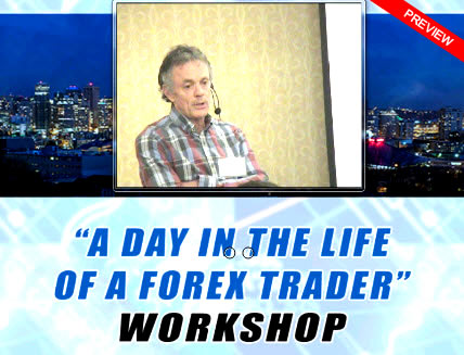 A day in the life of a forex trader workshop