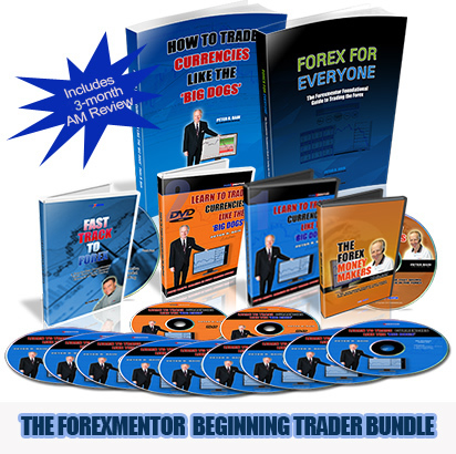 Forexmentor - Forex Courses - Beginning Trader Bundle - Save 50%