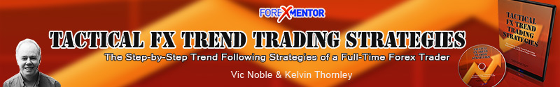 Vic Noble – Forex Mentor – Tactical Fx Trend Trading Strategies
