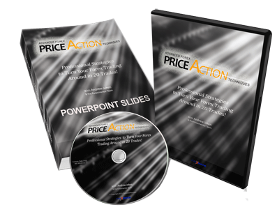 Photo of the Advanced Forex Price Action DVD Course